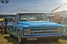 Chevrolet Pickup, love the color