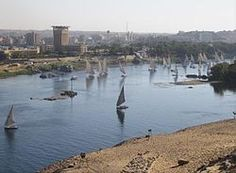 Aswan - Aswan is the ancient city of Swenet, which in antiquity was the frontier town of Ancient Egypt facing the south.
