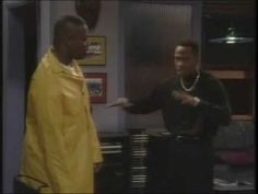 Best Clip Ever.  This is maybe my favourite clip in sitcom history for the simple fact that Martin makes his co-stars break character several times. Martin acts like Nino Brown from New Jack City where he questions his friends about a missing CD Player
