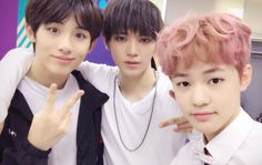 NCT   WinWin, Taeyong, and Chenle