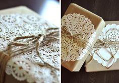 THE RUFFLE HOUSE: THRIFY GIFT WRAP // Part Two