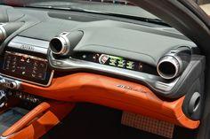 Ferrari's new GTC4Lusso boasts four-wheel drive, four seats, four-wheel steering