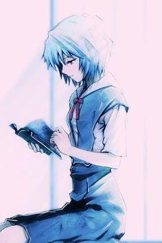 Rei Ayanami - Evangelion #anime