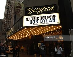 Ziegfeld Theatre during 'No Direction Home: Bob Dylan' New York City Premiere and After Party at Ziegfeld Theater in New York City, New York, United States.