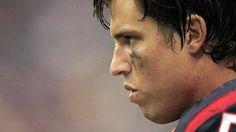 Brian Cushing #56-ILB for the Houston Texans.  Former first round pick in 2009 and made the Pro Bowl the same year and All-Pro in 2011.  Additionally, in 2009 Cushing was selected by the Associated Press and Pro Football Weekly Association as the NFL Defensive Rookie of the Year in 2009.  Pictured here on 10/13/13.