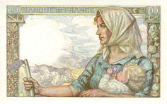 Collection Billet Banque de France - F.8 - 10 francs Mineur