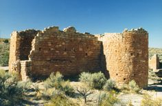 Hovenweep National Monument is located on land in southwestern Colorado and southeastern Utah, between Cortez, Colorado and Blanding, Utah on the Cajon Mesa of the Great Sage Plain. Evidence from the area indicates that there were Paleo-Indians and people of the Archaic period. During the transitional period from a traditional hunter-gatherer society to pueblo people, there were several distinct cultural changes.