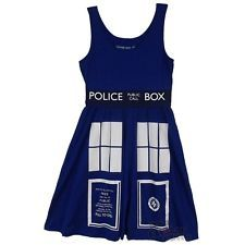 Naturally Nerdy Mommas - Why I Didn't Buy the TARDIS Dres