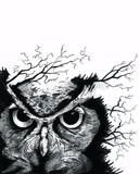 owl. very cool design
