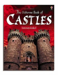 The Usborne Book Of Castles by Lesley Sims 940.1 SIM
