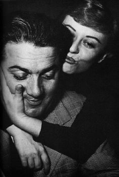 Giulietta Masina e Federico Fellini #Expo2015 #Milan #WorldsFair