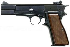 browning high power pistol