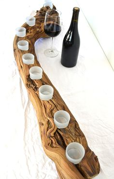 Old Vine Grapevine Candle Holder - 100% recycled and organic - From Napa Valley - #candleholders