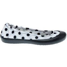 Polka Dots Flat Black, $27, now featured on Fab.