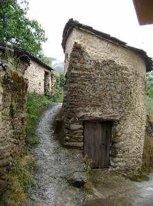 Avellanar, pequeño pueblo de las Hurdes