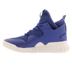 new style a8210 4ecae Adidas Mens Tubular X (navy collegiate royal  white) TX S77844 Asics Shoes