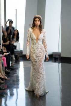 The new creations by Berta will surely steal your heart! The BERTA FW Collection for 2020 emits glamour, authenticity and sophistication. Wedding Dress Types, Wedding Bridesmaid Dresses, Boho Wedding Dress, Wedding Wear, Berta Wedding Gowns, Bridal Gowns, Berta Bridal, Glamorous Wedding, Dream Wedding
