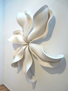 wall decor, flower.