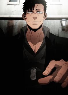 Nicolas Brown Age: 34 Height: 169 cm Affiliation: Benriya Blood type: B Rank: A/0