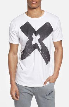 Men's Vestige 'X' Graphic Organic Cotton T-Shirt