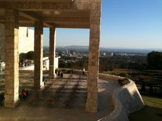 The view of LA from The Getty Museum. Getty Museum, The Neighbourhood, Scenery, Explore, The Neighborhood, Landscape, Paisajes, Nature, Exploring