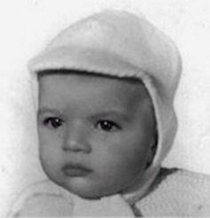 Antonio Banderas baby pic