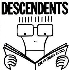 Descendents - Everything Sucks (LP)