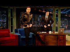 Justin Timberlake's Jimmy Fallon Impression (Late Night with Jimmy Fallon) - YouTube