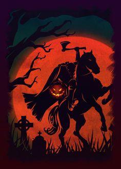 Halloween Magic, Halloween Horror, Vintage Halloween, Fall Halloween, Halloween Artwork, Halloween Pictures, Halloween Wallpaper, Creepy, Scary