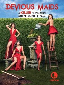 Four Latina maids with ambition and dreams of their own work for the rich and famous in Beverly Hills.