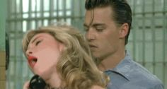 Because you need your Johnny-fix for the day. Johnny Depp Cry Baby, Young Johnny Depp, Johnny Movie, Johnny Depp Movies, Cry Baby Movie, Johnny Depp Pictures, Bastilla, Disney Princess Pictures, Captain Jack Sparrow