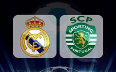 Portail des Frequences des chaines: UEFA Champions League - Sporting CP vs Real Madrid...