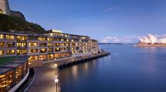Park Hyatt Sydney - Incredible views of the Opera House, recent renovation, floor-to-ceiling glass doors in all guestrooms that open to private balconies.