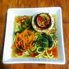 Vegan blog for vegan recipes, easy vegan recipes, veganism, what is vegan, vegan diet, vegan food, kitchenware, and cookware. Thai Coconut Soup.