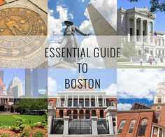 A 3-day essential travel guide to Boston