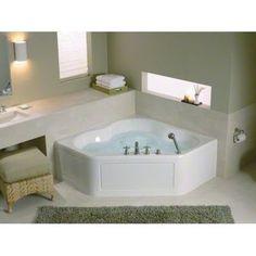 freestanding tub in corner corner bathtub series cocoon 6636