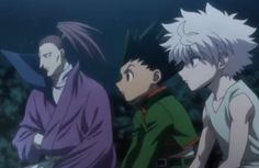 Sinopsis: Adaptasi baru dari seri manga Yoshihiro Togashi. Hunter adalah orang yang berkeliling dunia melakukan berbagai tugas berbahaya. Dari menangkap penjahat sampai berpetualang ke tanah yang belum dipetakan untuk mencari harta yang hilang. Gon adalah seorang anak muda yang ayahnya sudah lama menghilang. Dia yakin jika jika bisa mengikuti jalan ayahnya, suatu hari nanti bisa bertemu bersatu kembali dengan ayahnya. Penasaran >>