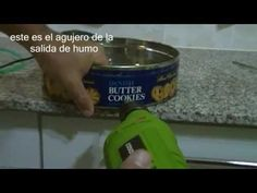 ahumador en frio casero - YouTube