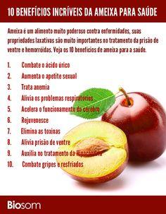 Clique na imagem para ver os 10 benefícios incríveis da ameixa para saúde…