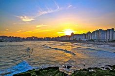 Private Tour: Santos and Guaruja Beach This private tour is a great choice for those who are looking for both an historical and an ecological tour, a mix between the gorgeous beaches of Guaruja and the history of Santos city. Because this is a private tour, you will have flexibility as to what you see and how long you will stay at each location. Some of your options are traveling through portions of the Atlantic Forest about 43 miles (70km) from São Paulo, seeing Santos ...
