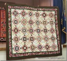 Quiltville's Quips & Snips!!: Showing Those Wichita Quilts!
