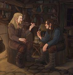 The Hobbit Fili and Kili