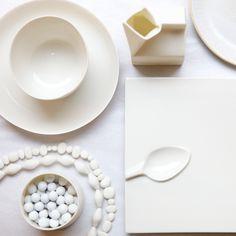 Kirsi Kivivirta, Jatta Lavi, Nathalie Lahdenmäki Clay, Plates, Tableware, Handmade Gifts, Kitchen, Gift Ideas, Colour, Design, Clays
