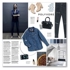 Nature by makeupgoddess on Polyvore featuring polyvore fashion style Molo Givenchy Luvvitt Bobbi Brown Cosmetics Laurence Dacade women's clothing women's fashion women female woman misses juniors