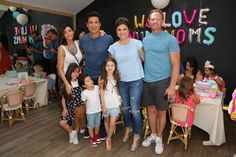 July 30th, my little family headed over to one of the hottest spots in LA for moms and kids, Au Fudge in West Hollywood. Num Noms threw a super fun afternoon for influential moms and celebs. Stars like Ian Ziering and Mario Lopez joined hostess Tiffani Thiessan came with for some family fun. Tiffani was …
