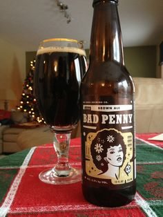 509. Big Boss Brewing Co - Bad Penny Brown Ale