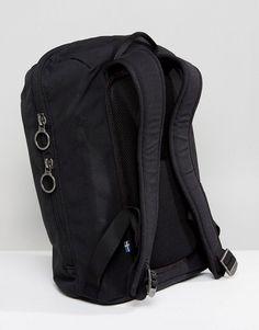 Fjallraven Kiruna Backpack in Black 15L - Black