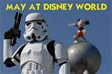 May at Disney World