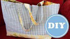 Tasche für den Markt selbst nähen #DIY  Ich liebe diese Tasche zum Einkaufen. Sie ist super robust und auswaschbar. Ein tolles Stück zum Selbst nähen! #cheznu