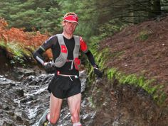 """I am no stranger to long endurance events, coming from an orienteering background. I competed my first two day mountain marathon (the KIMM) back in 1994 with a fractured jaw!"""